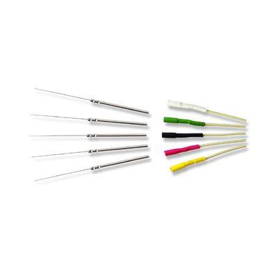 Disposable subdermal needle
