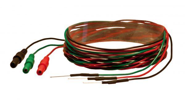 Reusable Subdermal needle electrode