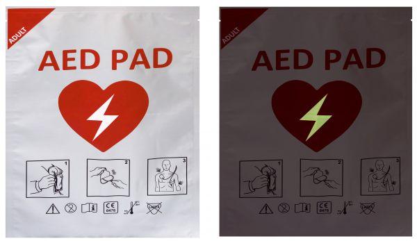 | Defibrillatoren Pads