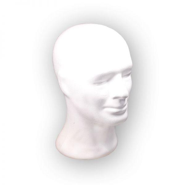 Styropor head